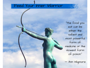 Join the Hunt, Jager Wellness, Feed Your Inner Warrior