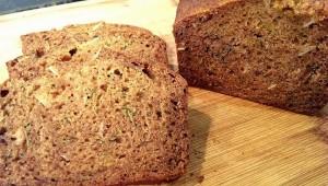 zucchini bread | Robin Jager | Jager wellness